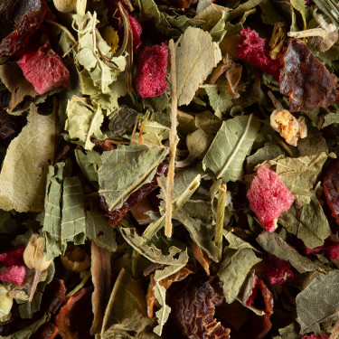 HERBAL TEA - TISANE FRUITS ROUGES
