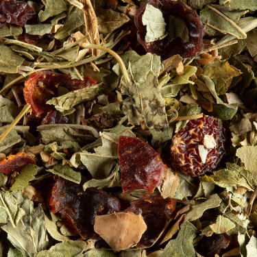 HERBAL TEA - TISANE FRUITS DU VERGER