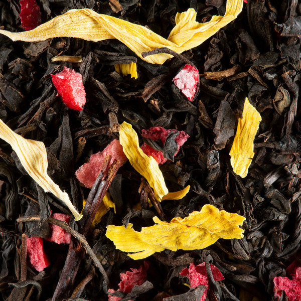 Black tea - MYRTILLE CHATAIGNE