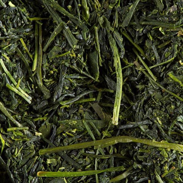 TEA FROM JAPAN - SENCHA FUKAMUSHICHA CHIRAN