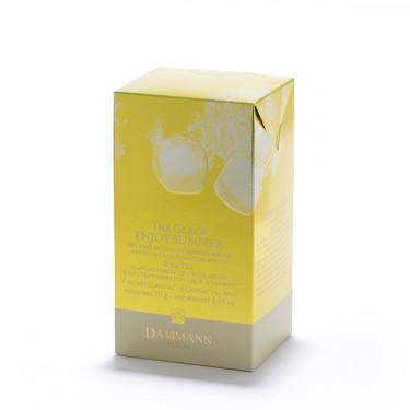 Enjoy summer - box of 6 sachets for iced tea infusion