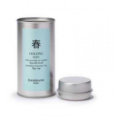 Tea from Japan - OOLONG Sofû 1ST FLUSH - box of 50g