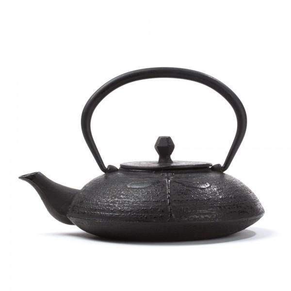 Chinese cast iron teapot - Libellule 0,6 L - black