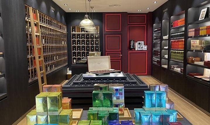 Boutique Dammann Frères Marseille