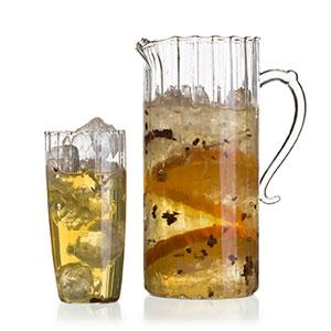 iced tea Pêche