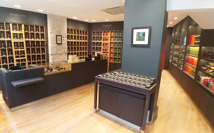 Boutique Dammann Frère à Dijon