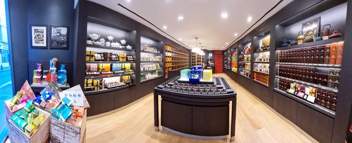 Boutique Dammann Frères Saint germain en Laye