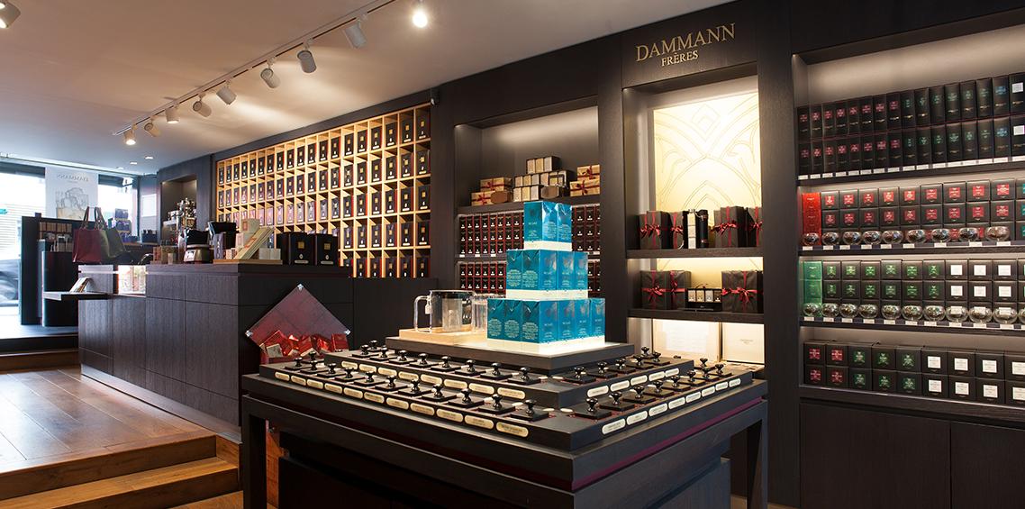 Boutique Dammann Frères