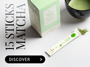 Matcha Tradition sticks, green tea Japan
