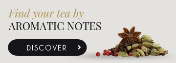 find your tea by aromatic notes