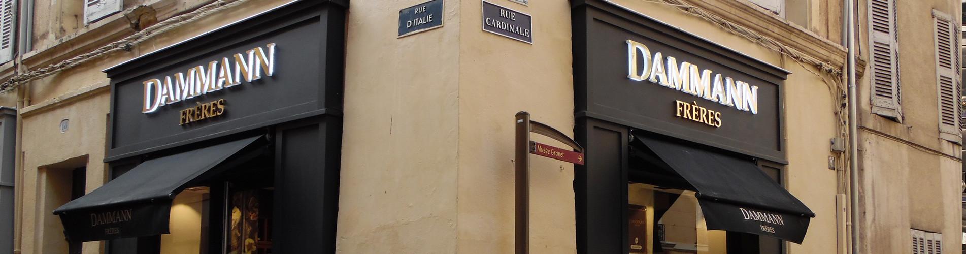 DAMMANN Frères Aix-en-Provence