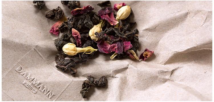 FLAVORED TEAS? A QUESTION OF TASTE