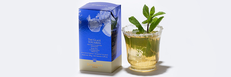 TOUAREG ICED TEA - MINT GREEN TEA