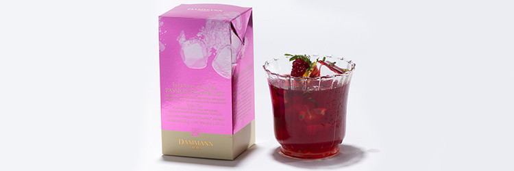 INFUSION GLACÉE PASSION FRAMBOISE