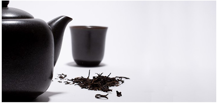 SMOKED JAPANESE TEAS