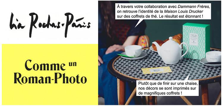 Comme un Roman-Photo /  Maison  Louis Drucker